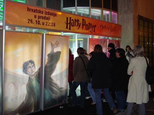 Harry Potter u Algoritmu!
