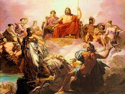 Grčki bogovi