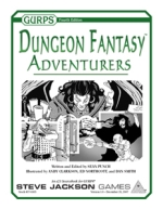 GURPS Dungeon Fantasy: Adventurers