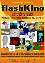 """""""Izvršitelji"""" Na Međunarodnom festivalu flash animacije"""