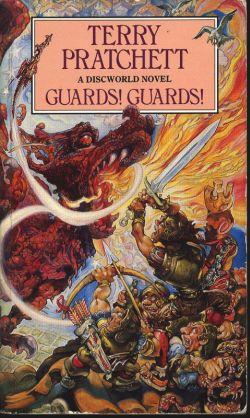 Terry Pratchett – Guards! Guards!