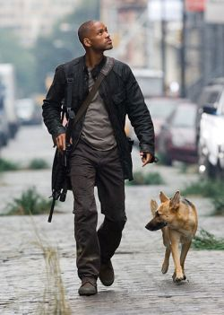 Ja sam legenda (I am legend)