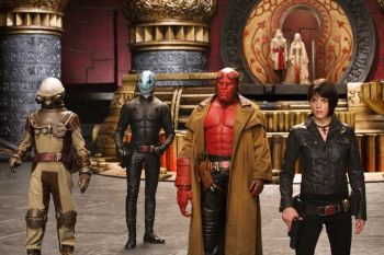 Hellboy 2: Zlatna Vojska (Hellboy 2: the Golden Army)