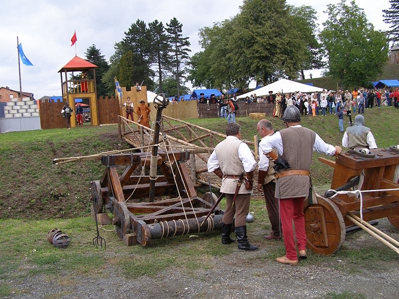Renesansni festival u Koprivnici 2008.