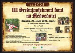 3. srednjovjekovni dani na Medvednici