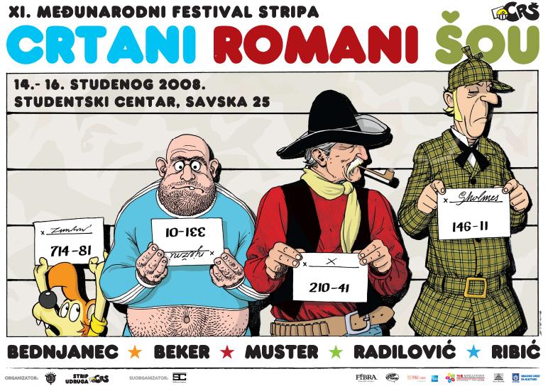 Crtani Romani Šou 2008