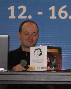 Zoran Krušvar na Interliberu 2008.