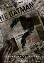 The Dark Knight Returns?