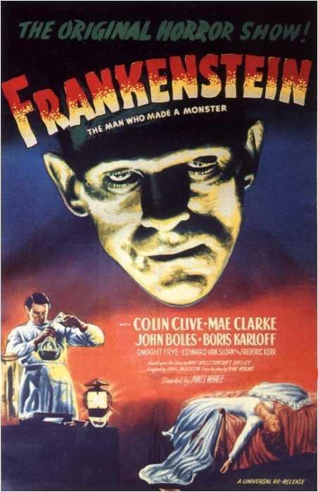 SF Vintage u SFeri: Frankenstein (1931.)