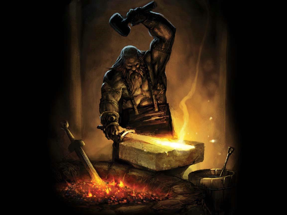 Hefest – nabrijani kovač