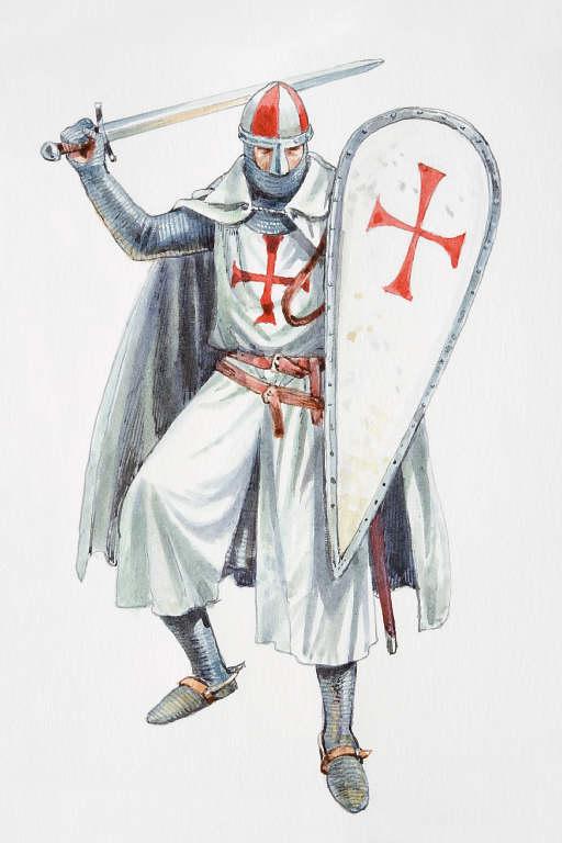 Oružje i oprema križara
