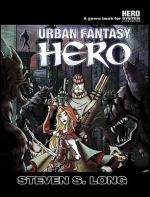 Urban Fantasy Hero