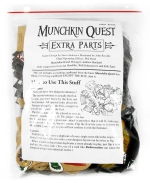 Munchkin Quest Extra Parts