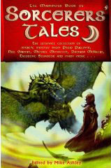The Mammoth Book Of Sorcerers Tales