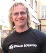 R. Scott Bakker – SFeraKon GoH intervju