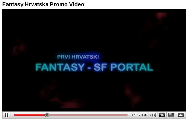 Promo spot za Fantasy Hrvatska