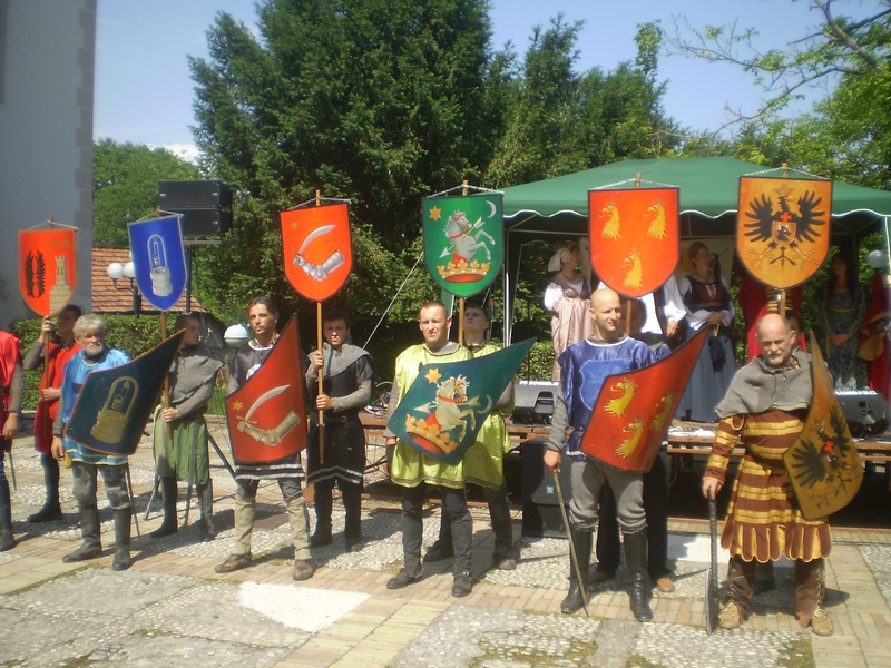 Viteški turnir u Gornjoj Stubici 6.6.2009.