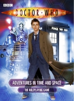 Doctor Who: Adventures in Time and Space RPG