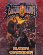 Kraj Earthdawn Classic linije