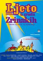 Ljeto u gradu Zrinskih 2009.