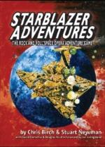 Starblazer Adventures RPG