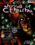 Izdan Worlds of Cthulhu #6