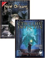 Novi Call of Cthulhu naslovi