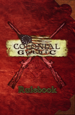 Colonial Gothic Revised
