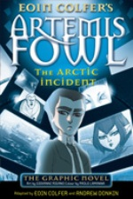 ARTEMIS FOWL: THE ARCTIC INCIDENT kao grafička novela