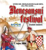 Renesansni festival u Koprivnici
