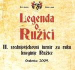U tijeku: II. srednjovjekovni turnir za ruku kneginje Ružice