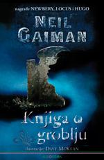 Knjiga o groblju Neila Gaimana