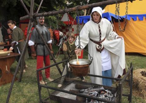 II. dan srednjovjekovnog sajma u Šibeniku