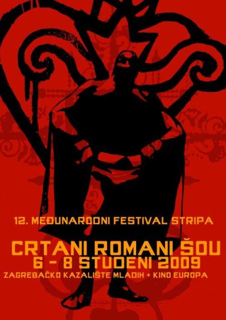 U tijeku: CRŠ – 12. međunarodni festival stripa