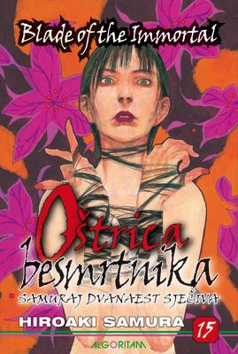 Petnaesti nastavak Oštrice besmrtnika