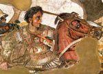Aleksandar Veliki i laneni oklop