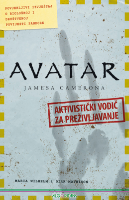 Priručnik Avatar u prodaji od sutra