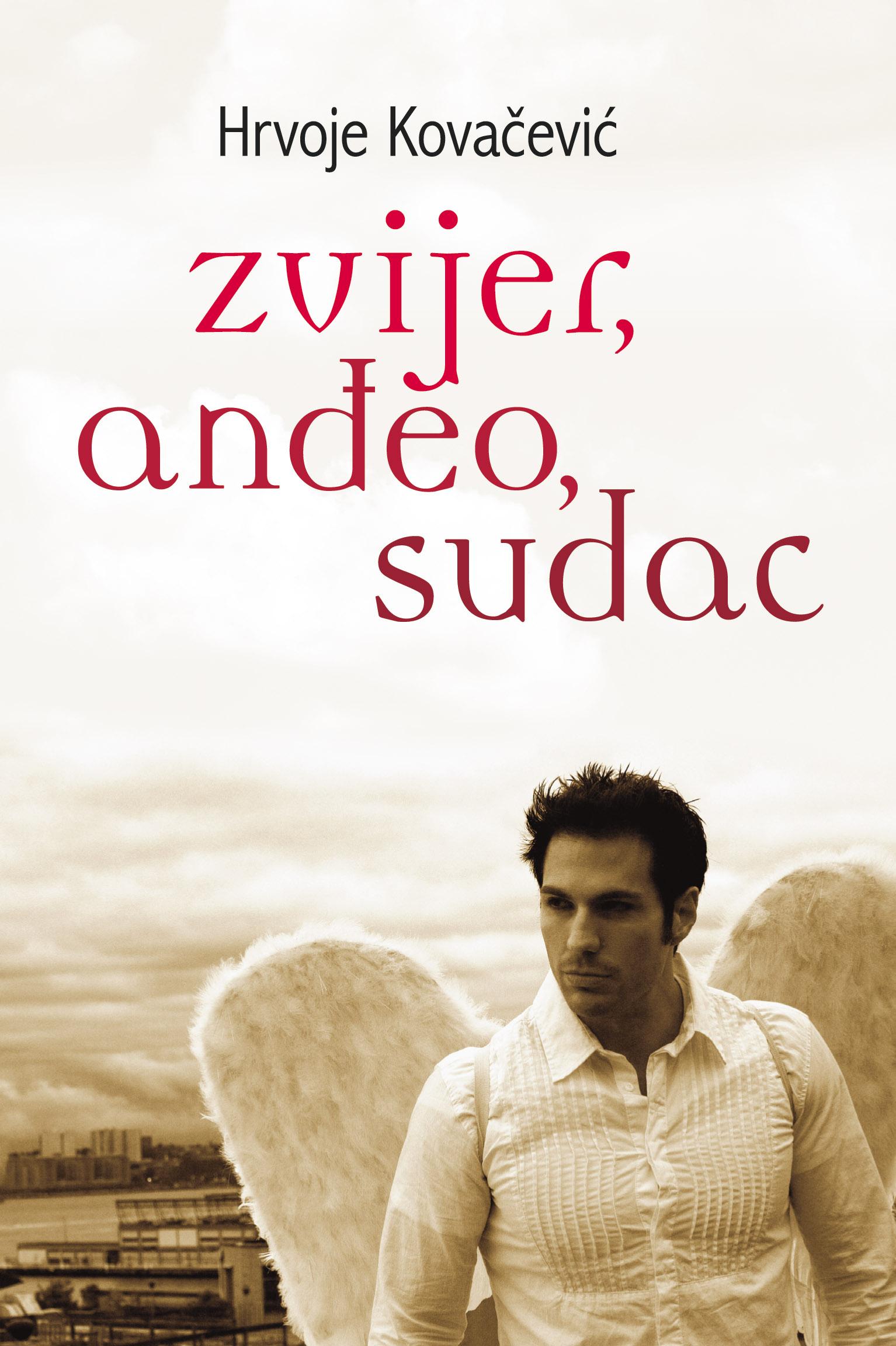 Predstavljanje zbirke Zvijer, anđeo, sudac