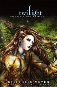 Najavljena grafička novela Twilight