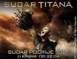 Sudar Titana u kinima