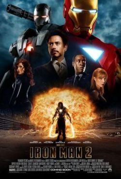 Iron Man 2 od danas u kinima