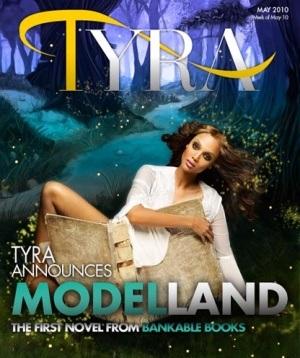 Tyra Banks objavljuje fantasy trilogiju