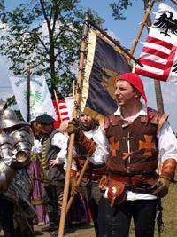 Okončan I. dan viteškog turnira u Sv. Heleni (subota, 22.5)