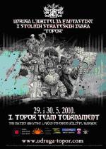 Završen I. TTT (Topor Team tournament)