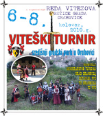 3. Viteški turnir za ruku kneginje Ružice – Orahovica 2010.