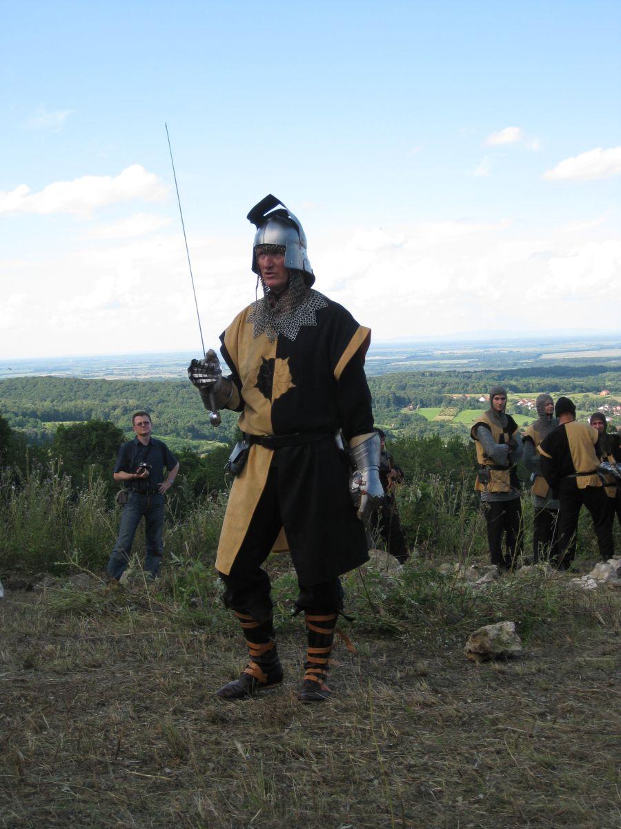 III. viteški turnir za ruku kneginje Ružice – Orahovica 2010.