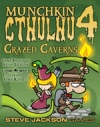 Munchkin Cthulhu 4 – Crazed Caverns u prodaji