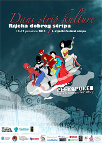 Održan I. festival stripa u Rijeci
