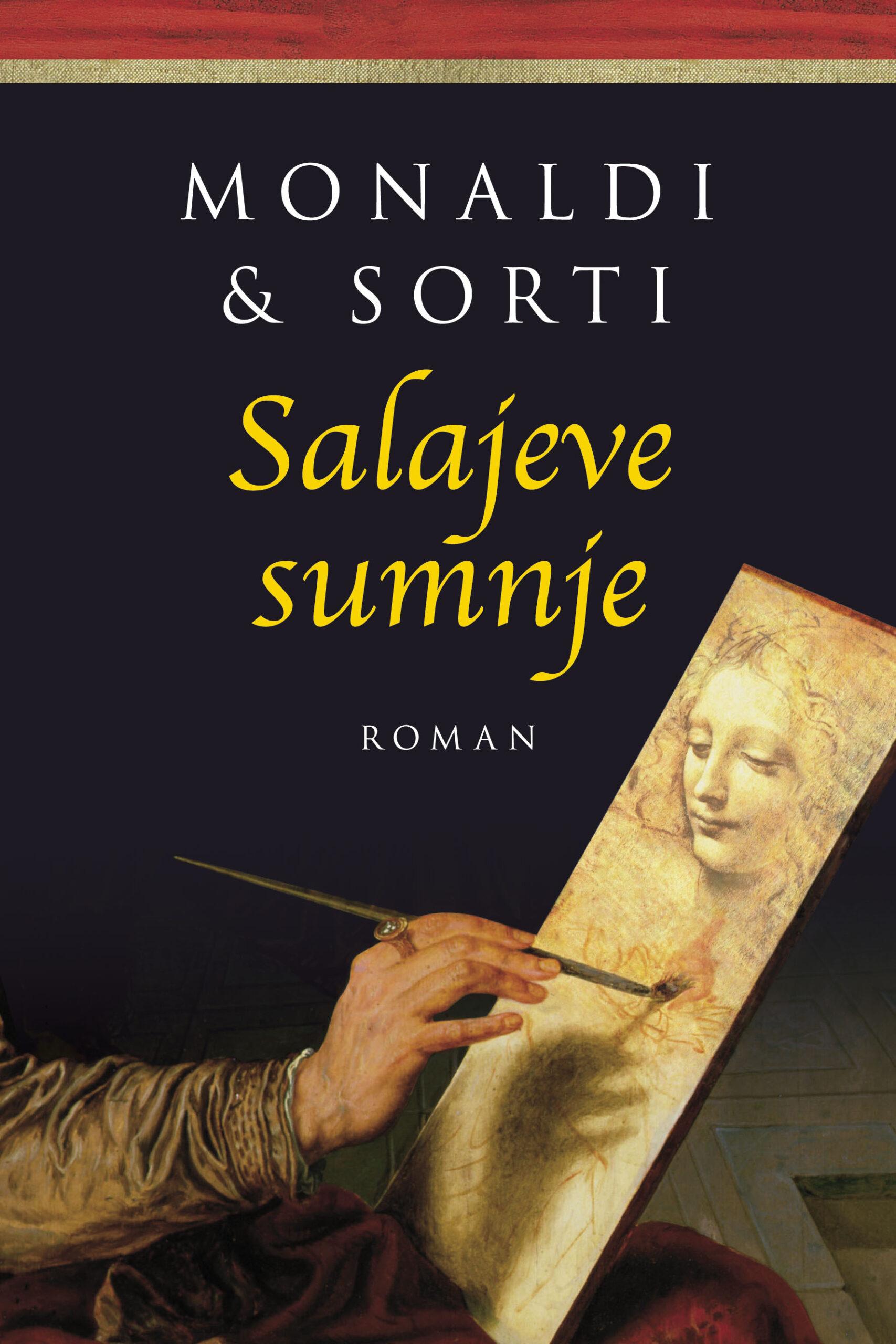 Rita Monaldi, Francesco Sorti: Salajeve sumnje