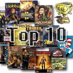 Top 10 PC igara 2010.